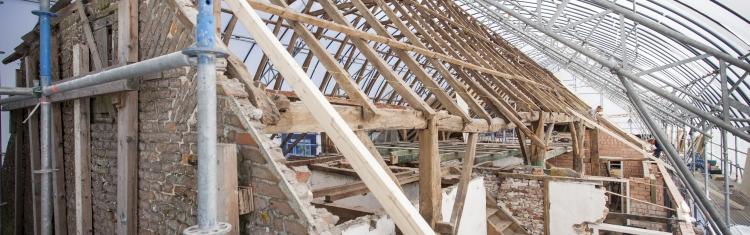 Renovatie project Best